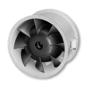 VARW 250/4 EX, VARW 250/4 EX, RADAX Hochdruck-Rohrventilator 1-PH, EX-geschützt nach Richtlinie 94/9 EG, II 2G