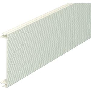 OT3K GEKK110CW, Oberteil für Systemöffnung 110 110x2000mm, PVC, cremeweiß, RAL 9001