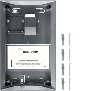 BVF-APG-SI Gehäuse AP BVF260/560 silber