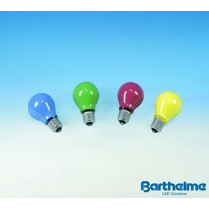 Allgebrauchslampe NL23515 rot 15W E27 235V Mindestbestellmenge: 25 st.