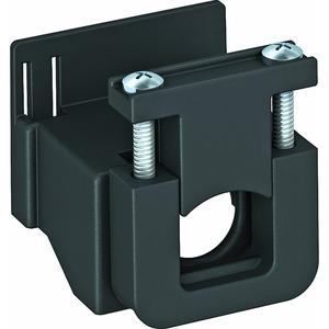 ZL-STD 0, Zugentlastung für Modul 45-Steckdosen 0°, PC, schwarz
