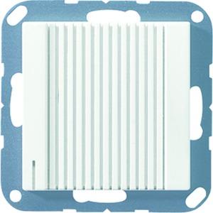 A 567 S WW, Signalgeber, AC 8 bis 12 V ~, Tragring, Piezo, 2 Klangfarben, bruchsicher