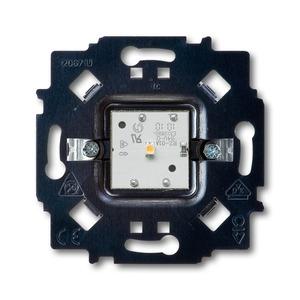 2067/13 U, LED-UP-Einsatz, UP-Montagedosen und -Einsätze, Einsätze für LED-Licht/Infolicht/Lichtsignal
