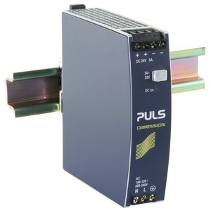 Netzteil, AC 100-120V/200-240V, 24V 5A, Auto-select