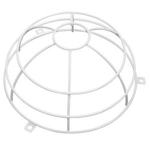 Ballschutzkorb BSK (Ø 200 x 90 mm), Ballschutzkorb für Bewegungs- und Präsenzmelder