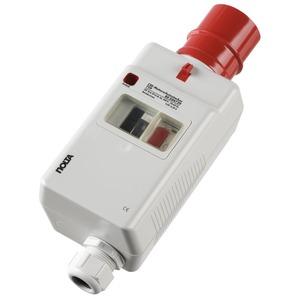 80 514729, Motorschutzstecker CEE 16A Drucktastenschalter  Unterspannungsspule Phasenwender und Drehfeldkontrolle