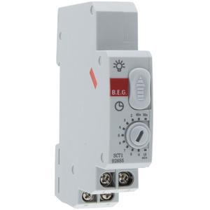 SCT1, Treppenlichtautomat speziell für den Einsatz mit dem Indoor 180-TR oder für Taster
