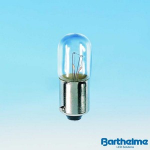 00223002, Kleinröhrenlampe BA9s, 24-30V, 2W, Osram 3456B, 00223002