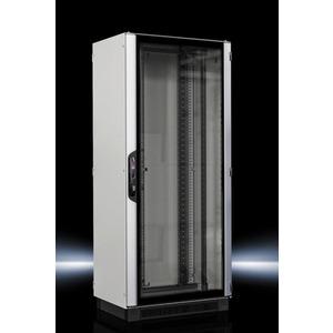 VX 5307.154, VX IT, geschlossen,vormon.,19-Profile standard,RAL7035,BHT 800x2100x800mm, 42HE
