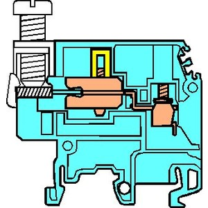 SMART SENSOR MONTA, Smart Sensor Montagekeil für NEMA 400-449