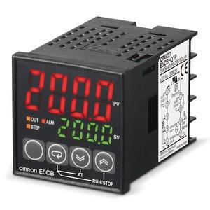 E5CB-Q1TC 100-240 VAC, Temperaturregler, LITE, 1/16DIN (48 x 48mm), Pt100, 100-240V AC