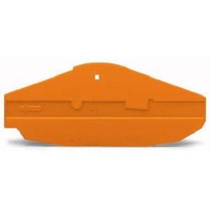 Abschluss- und Trennplatte 1,5 mm dick orange