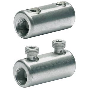 Schraubverbinder, 6-35 mm² rm/sm, 6-50 mm² rm(v)/re/se, M10x1, blank