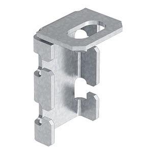 ABG FT, Anschlussbauteil, Gitterrinnen für Funktionserhalt 61,5x55x30, St, FT