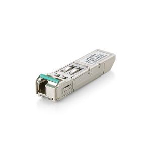 SFP-7331, 155M Single-mode BIDI SFP Transceiver (20km, TX/RX over 1550/1310nm)