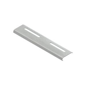 RKB 400, Kantenschutzblech, Breite 392 mm, Stahl, bandverzinkt DIN EN 10346, inkl. Zubehör