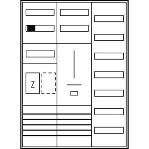 Komplett-Schrank für Wärmepumpe EFH/eHZ BW