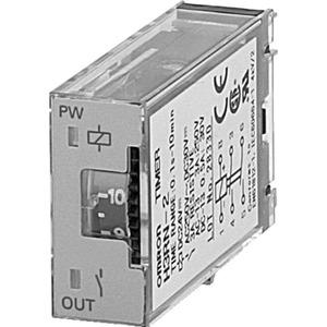H3RN-2 24VDC, Zeitrelais - Multifunktion, sockelbar, G2R1S-Pinning, 1 W