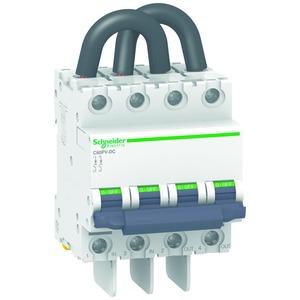 Leitungsschutzschalter C60PV-DC, 2P, 2A, 800V DC, 1,5kA, C-Charakt.