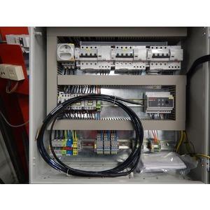 SBS-09-EV-10, Schaltschrank SBS-09-EV-10 für 9 Heizkreise, 20 A