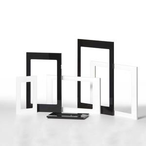 FRAME-APPLE, Wandhalterung für Tablet, Apple iPad Air / Air2 / Pro9.7 / 2017, weiß