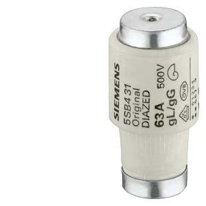 DIAZED-Sicherungseinsatz 32A, 500V GL/GG, Gr.III, E33, Kabel-/Leitungsschutz