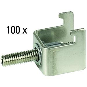ACCESSORIES-HKS-IP65-100, Halteklammern +Gewindestift, für XVH300, XV(S)400