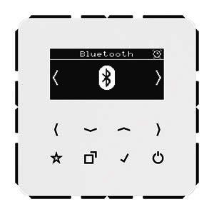 DAB CD BT WW, Smart Radio DAB+ Bluetooth, Digitalradio, Display, Sensortasten, UKW, DAB+, Bluetooth