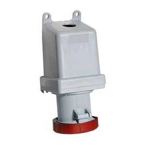 4125RS6W, Aufputz-Wandsteckdose, 125 A 6h, IP67, 3P+N+E