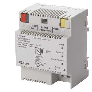 5WG1125-1AB22, Spannungsversorgung N125/22 640mA