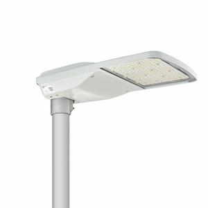 BGS243 LED120-4S/740 II DM11 48/76A, UniStreet Medium - LED module, system flux 12000 lm - 740 Neutralweiß - SchutzklasseII - Mittlere Lichtverteilung 11 - Flachglas - Farbe: Grau