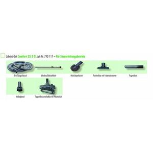 ZS 3 SL, CentraClean Comfort-Zubehörset ZS3SL, Comfort Zubehörset, Steuerleitung