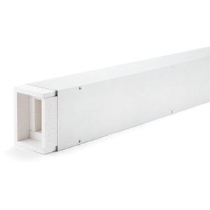 RAUTHERMO E90 105x260 Set, Brandschutzkanal RAUTHERMO E90 Set 105 x 260 verzinkt