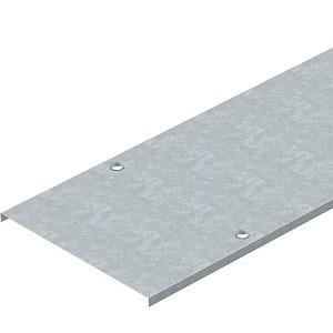 DRL 300 FS, Deckel mit Drehriegel für Kabelrinne und Kabelleiter 300x3000, St, FS