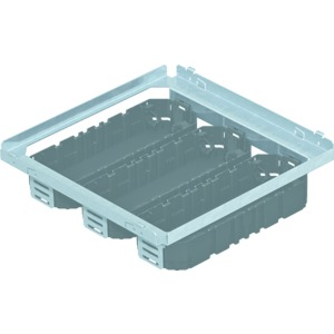 MS250-2 3GB3, Montageset 3xGB3, unter Kassetten hängend, St, FS