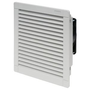 7F.50.8.230.3100, Lüfter für Schaltschrank, mit Eingangsfilter, Leistung: 100 m3/h / 22 W, für 230 V AC