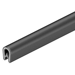 KSB 4 PVC, Kantenschutzband für Bleche, PVC, schwarz