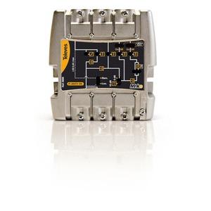 Mehrbereichsverstärker  4 Eingänge 37 / 27 dB