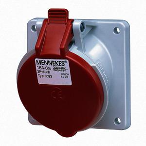 Anbaudose TwinCONTACT 16A5p6h400V, IP44
