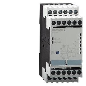 3RN1022-1DW00, Thermistor-Motorschutz für 2 Fühlerkreise, WARNEN und Abschalten