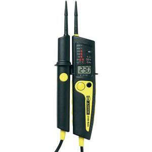 2100-BETA, 2100-BETA Spannungs/Durchgangsprüfer mit Drehfeldanzeige/LED-LCD
