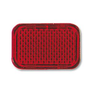 2145-12, Tastersymbol, transparent, transparent, SI/Reflex SI, Abdeckungen für Schalter/Taster