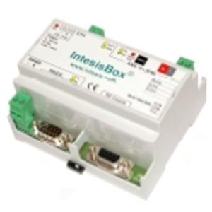 LG-AC-KNX-64, Intesis KNX Interface für LG AC (für bis zu 64 Innen-Einheiten)