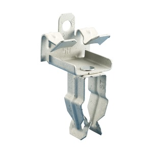 12P912, EM-P Flanschklipp zum Aufschlagen mit Kabelschutzrohr/Rohr Schelle, 3/4 EMT, 1/2 Rigid, 22–30 mm (0,866–1,181) OD, 14–20 mm (9/16–3/4) Flansch