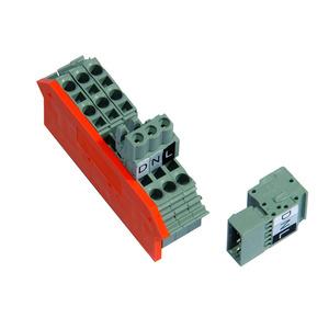 LCN - K3, Klemm-Block
