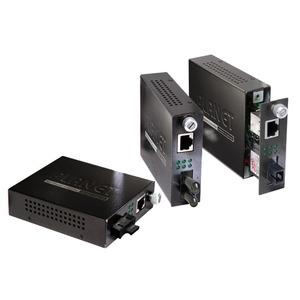 10/100Base-TX to 100Base-FX (SC) Smart Media Converter - Single Mode