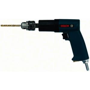 Druckluft-Bohrmaschine 320 W., bis 10 mm, Zahnkranzbohrfutter