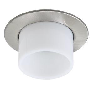 Deko LED D50 chrom-matt 4,5W warmweiß 100°, Deko LED D50 chrom-matt 4,5W warmweiß 100°