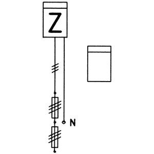 L61, Zugangsleitung 4-polig, 10 mm²