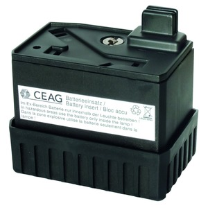 2 1118 910 001, HE 9 Basic LEDBatterieeinschub mit Li-Ion Akkumulator 3,75 V/4,8 Ah für HE 9 Basic LED